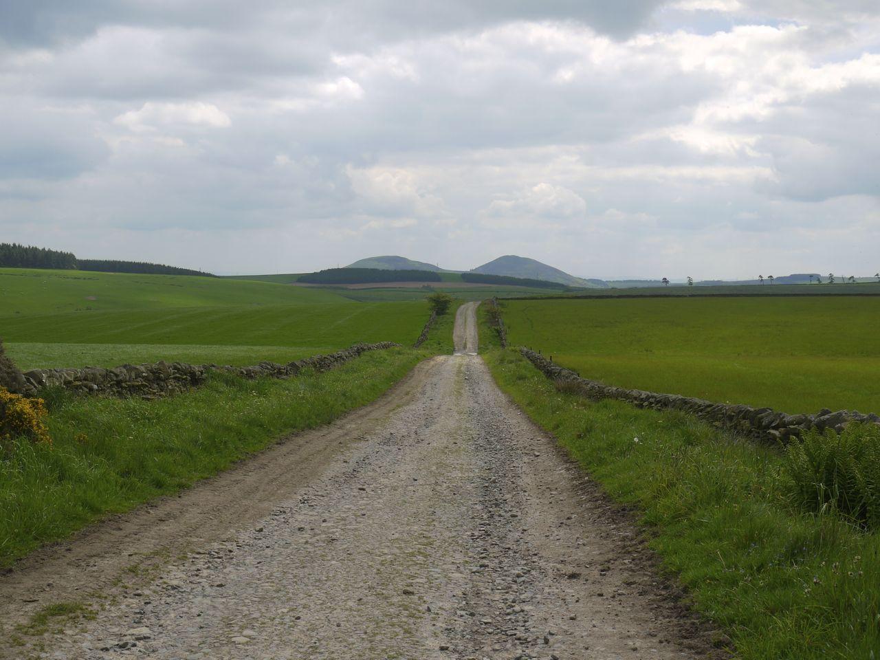 Roman road?
