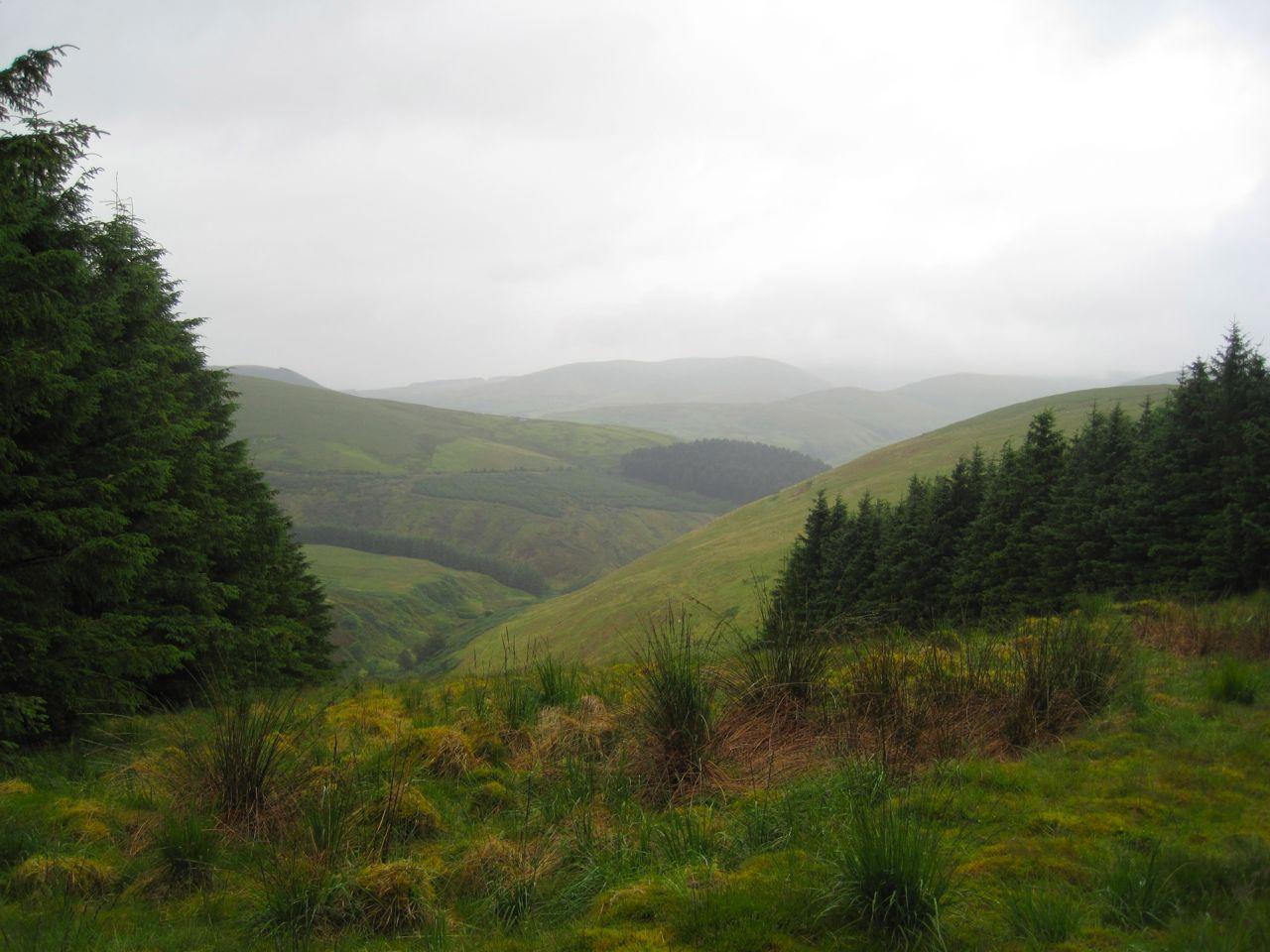 Kirkconnel's Hills