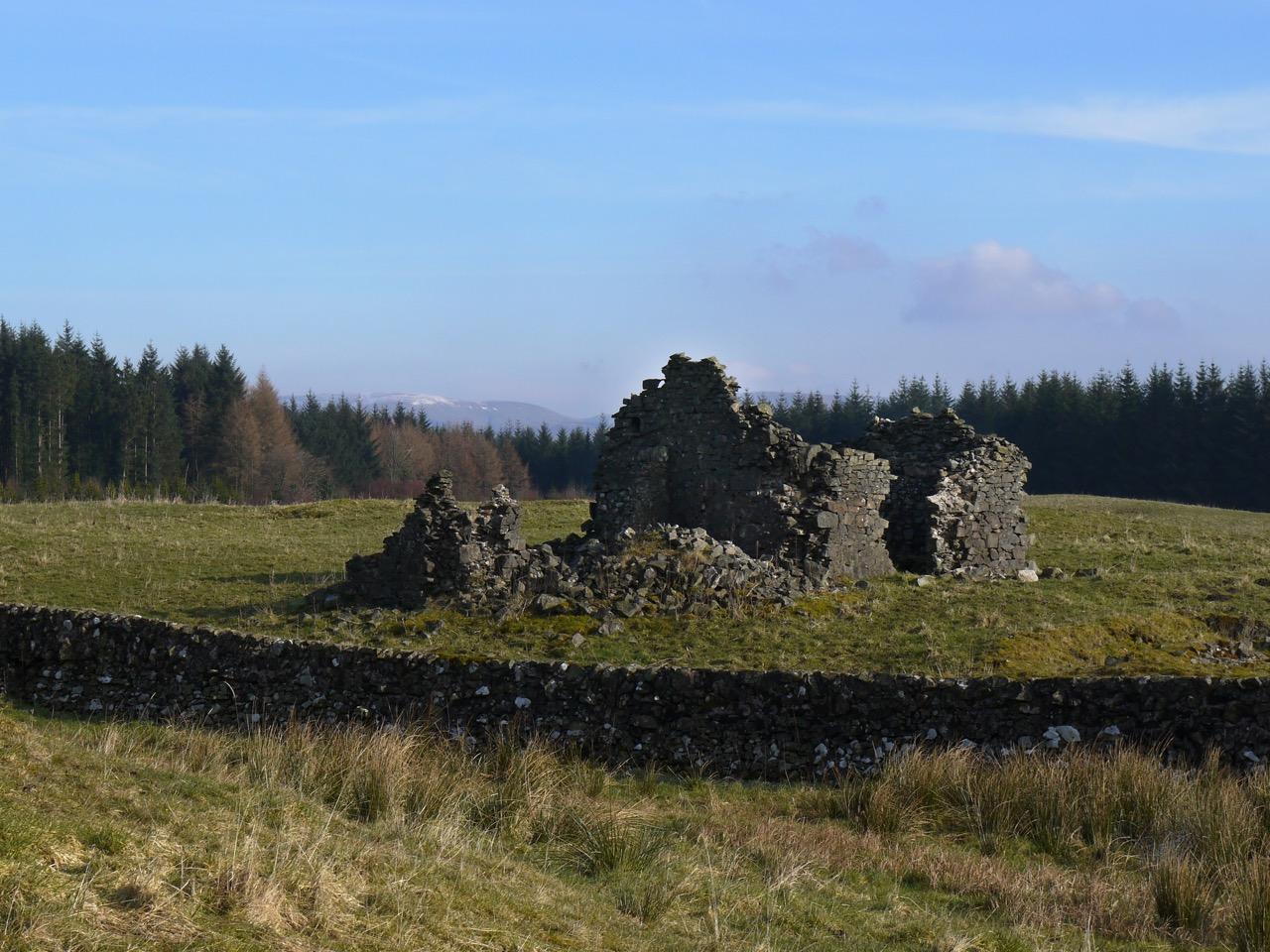 Earshaig Ruins