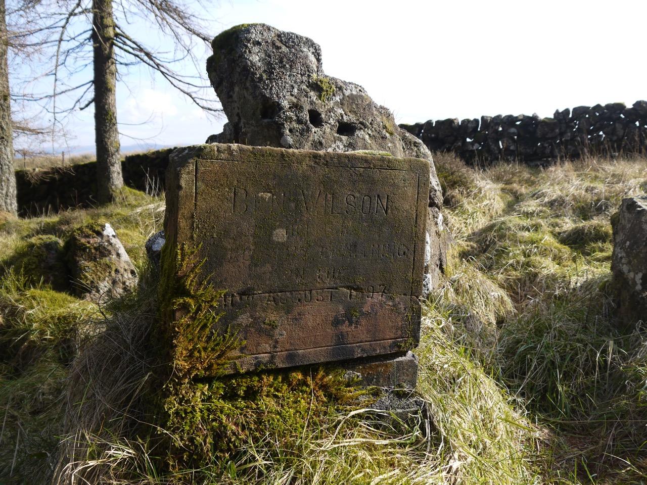 Ben Wilson memorial
