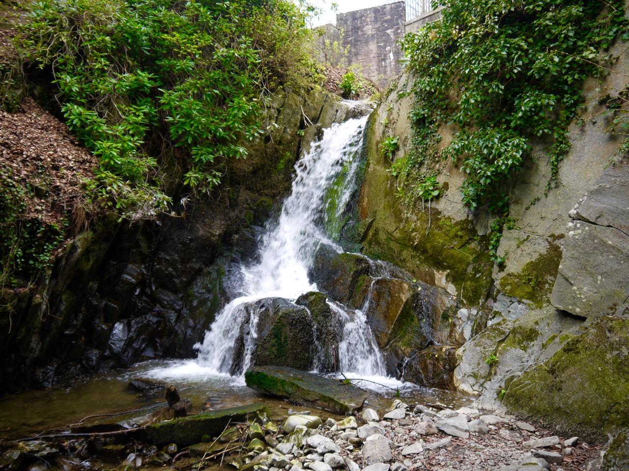 Cala Burn Waterfall