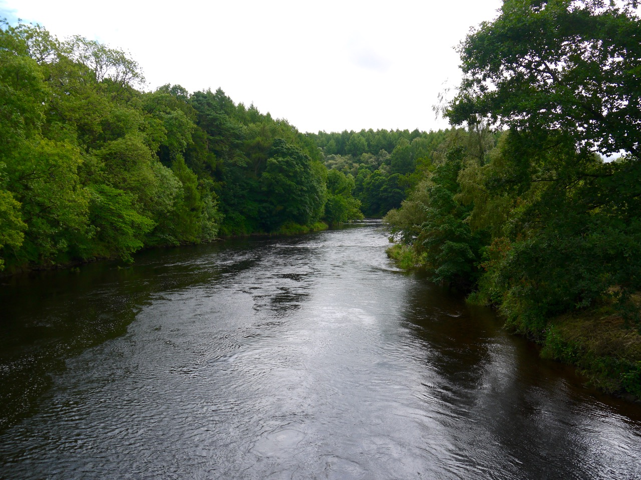 River Annan at Williamwath