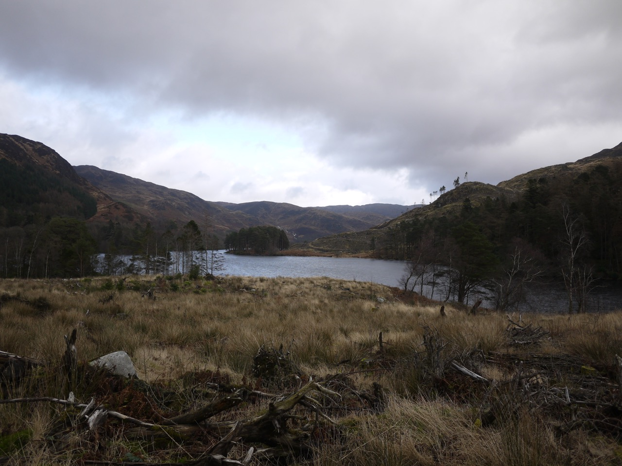 Western end of Loch Trool