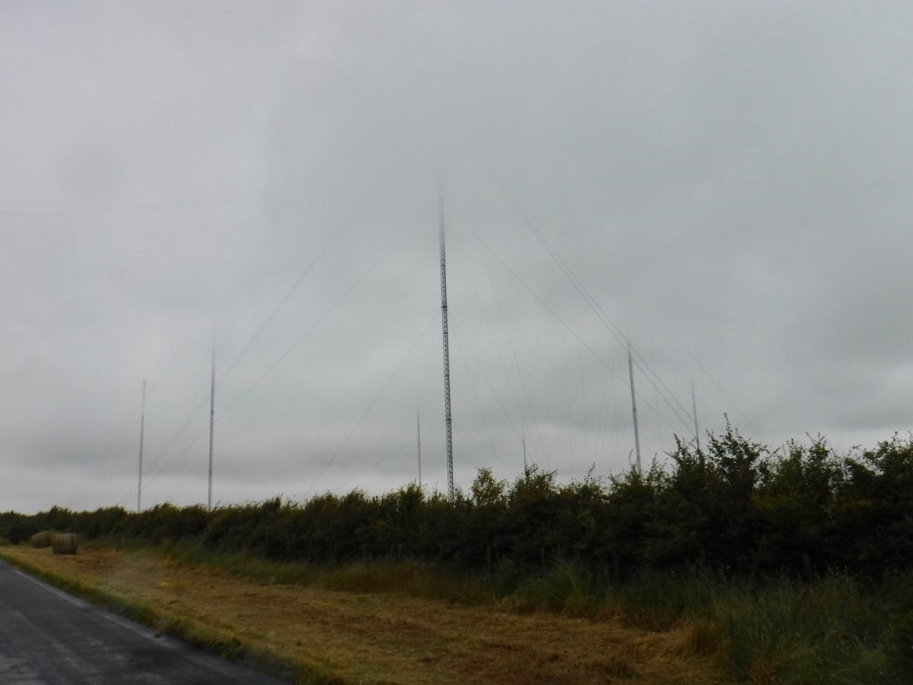 Anthorn masts