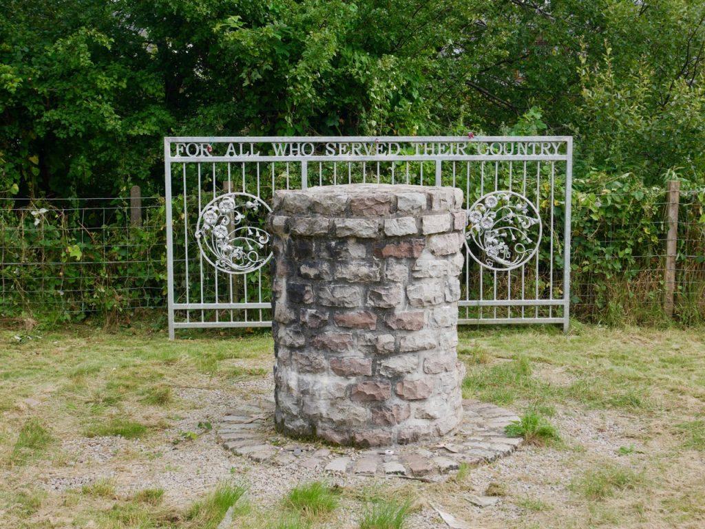 Catrine memorial garden