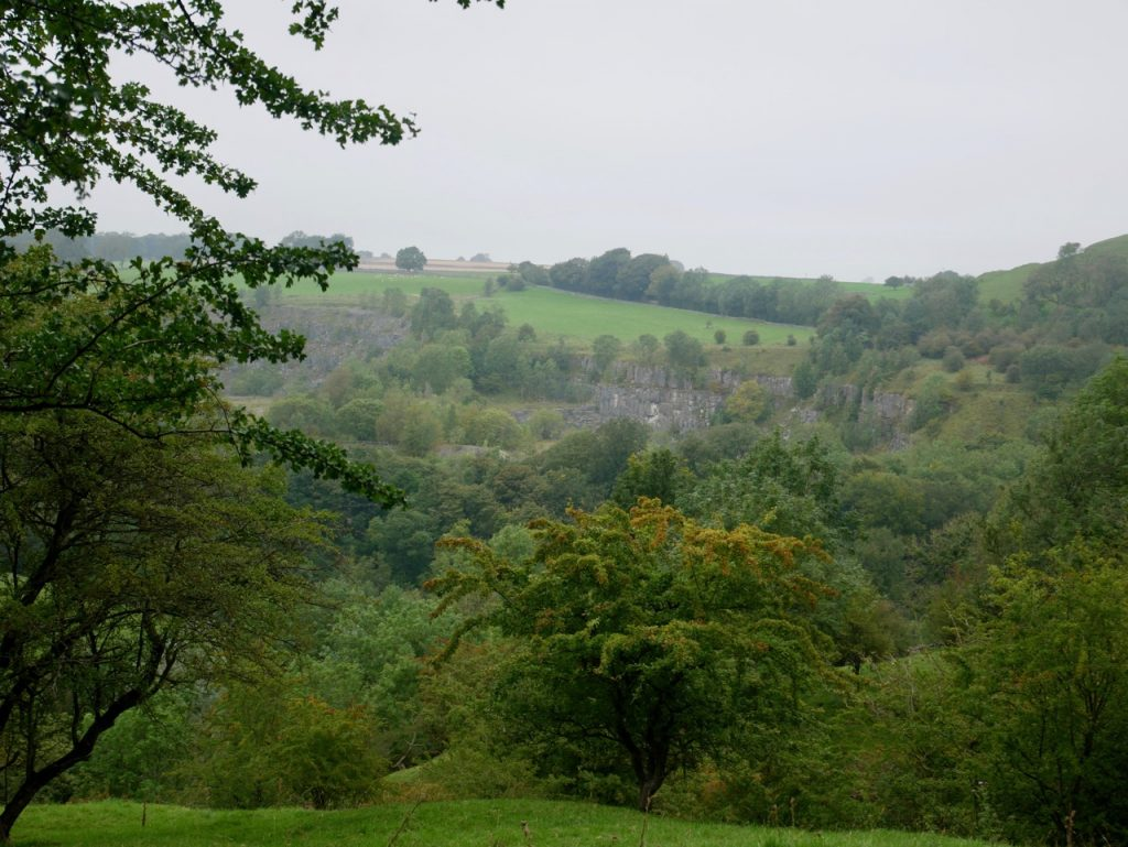 Chee Dale seen from Long Lane