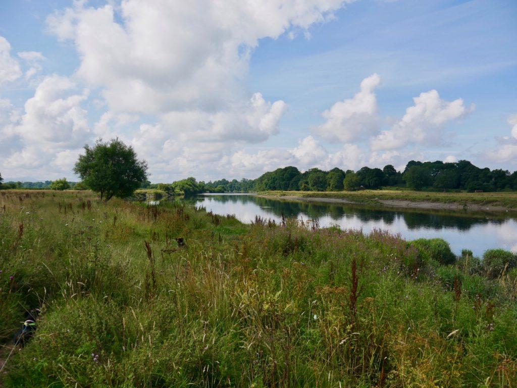 Lovers' Bank River Eden