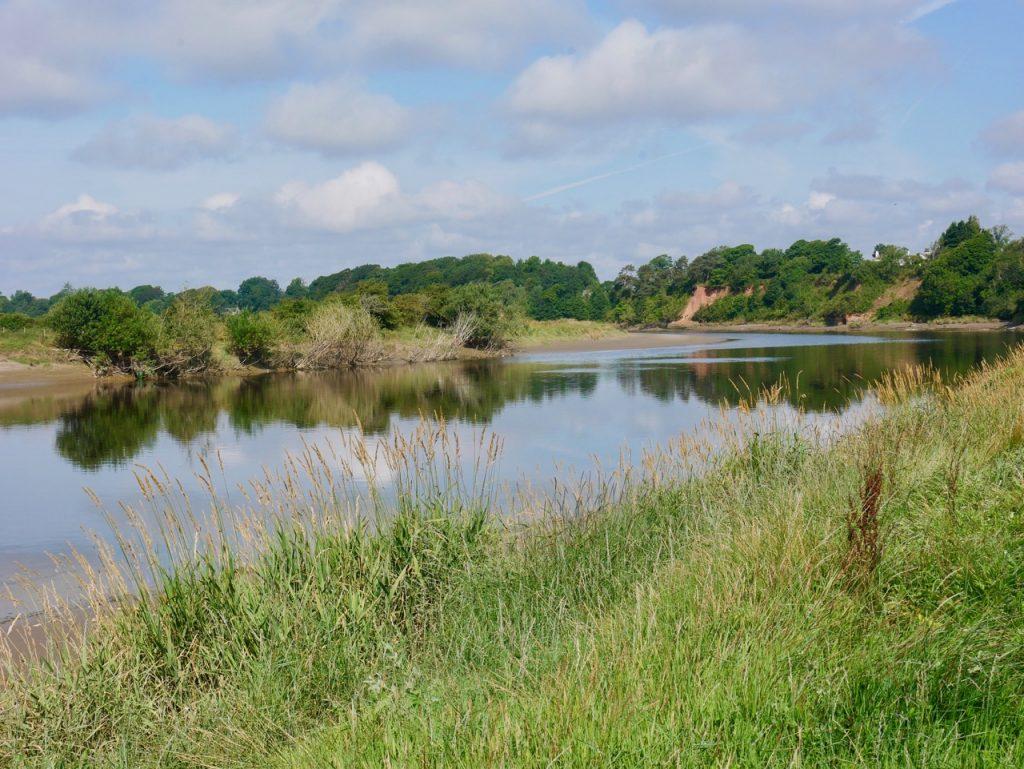River Eden at Rockcliffe
